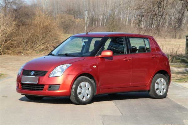 SUZUKI SWIFT KLÍMÁS