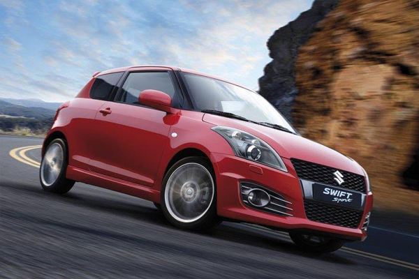 SUZUKI SWIFT - KLÍMÁS